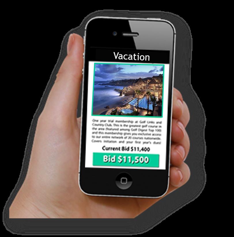 mobile bidding