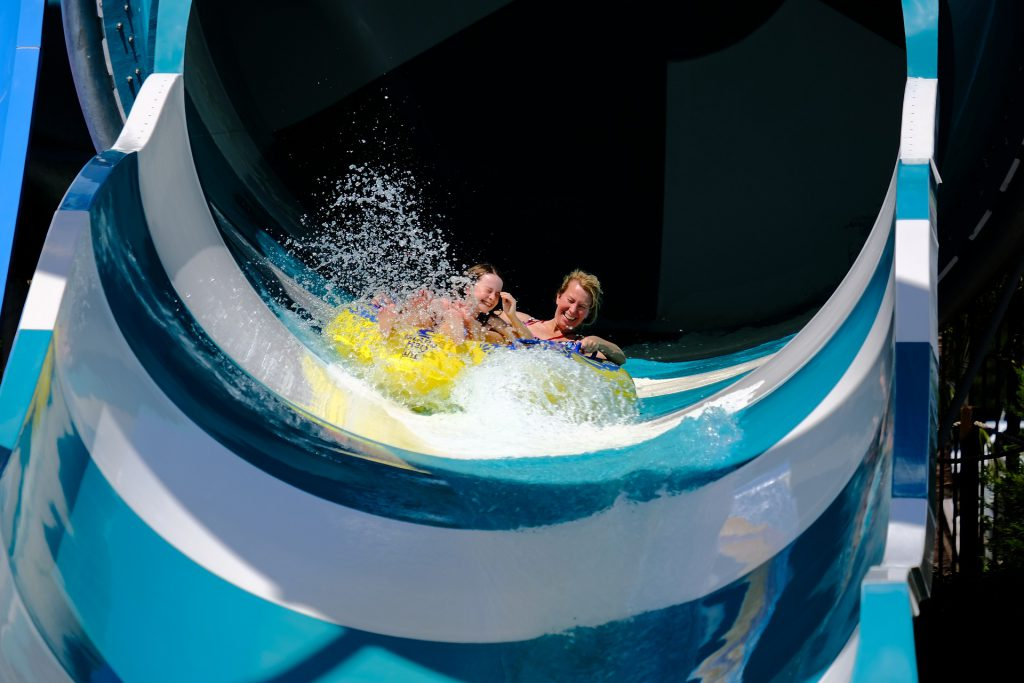 waterpark experience for kids