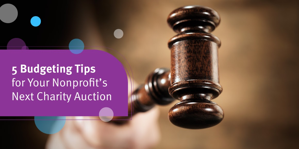 auction budgeting tip